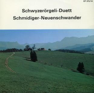 Schwyzerörgeli-Duett Kappeler-Gasser - E Gmüetliche Höck I